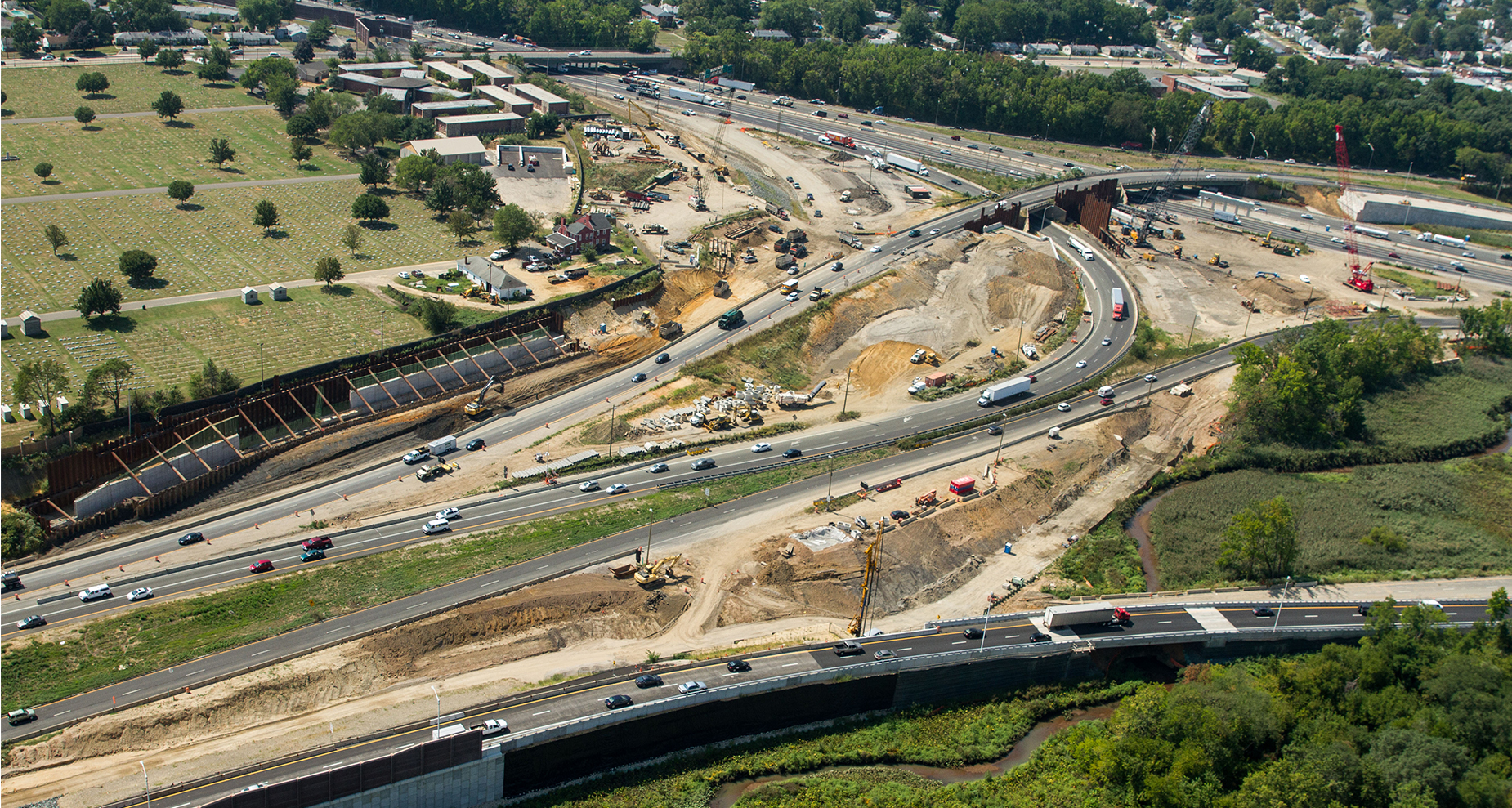 Conti's Route 295 Project Wins Top 10 Roads Award