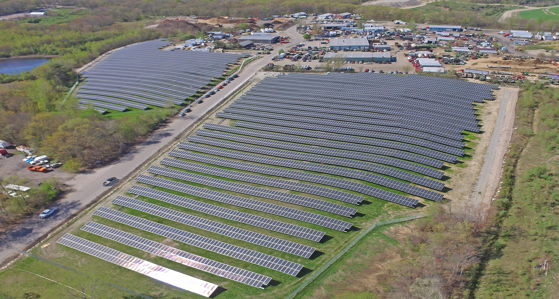 Conti Solar Selected to Construct 35 MW Solar Energy Portfolio for  Southern Sky Renewable Energy in Rhode Island