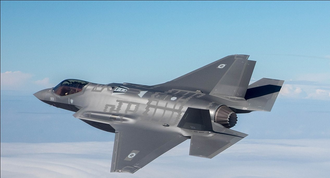 IMOD Recognizes Conti Federal's Contribution to Key Element of the F-35 Bed-Down Program